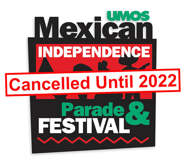 Mexican Independence Day Parade Logo